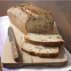 Delicious Sour Cream-Banana Bread