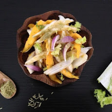 Mango and Fennel Kachumber (Slaw)