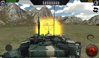 Screenshot of Tank Warfare 3D