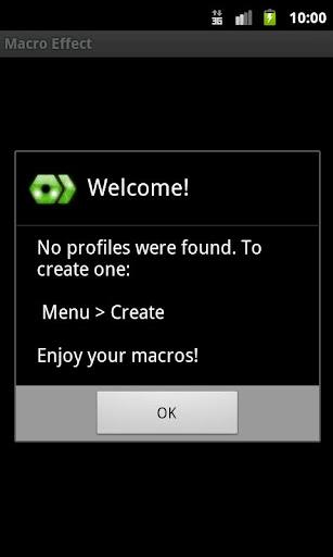 Macro Effect