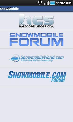 SnowMobile.Com Free