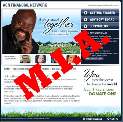 AGN Financial Network MIA