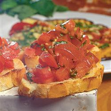 Fantastic Fennel Bruschetta