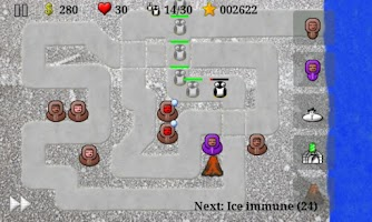 Screenshot of New Eskimo Defense