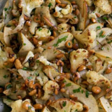 Cauliflower With Hazelnut Brown Butter