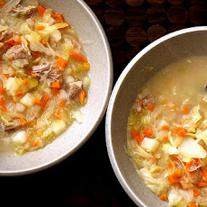 Veselka's Cabbage Soup