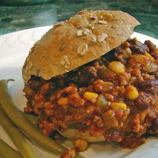 Low Fat Turkey Sloppy Joes