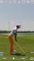 Screenshot of Uart Golf(Golf swing analysis)