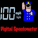 Digital Speedometer Pro icon