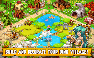 Screenshot of Dino Pets