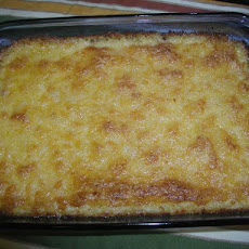 Sour Cream Potatoes Casserole