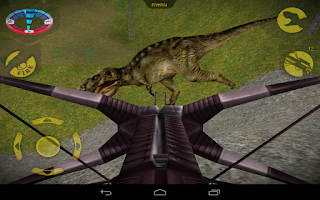 Screenshot of Carnivores: Dinosaur Hunter