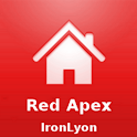 Red Apex icon