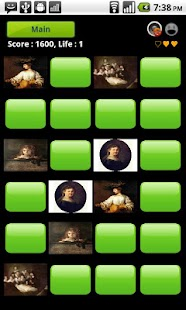 Rembrandt Gallery & Puzzle - screenshot