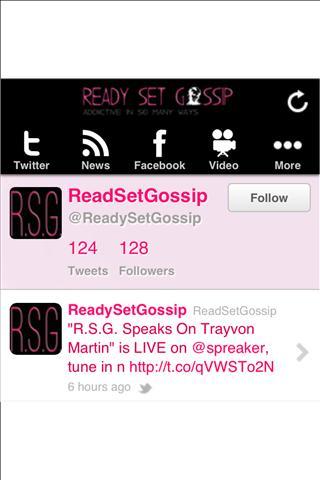 Ready Set Gossip