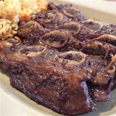 Korean BBQ Short Ribs (Gal-Bi)