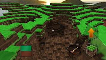 Screenshot of Construct Craft: Block QUAD