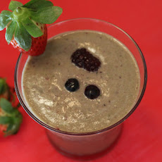 Pineapple Berry Protein Smoothie