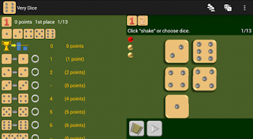 Screenshot of Very Dice