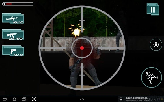 COMMANDO COUNTER STRIKE:ATTACK APK screenshot thumbnail 2