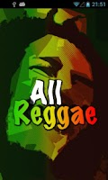 Screenshot of All Reggae Radio