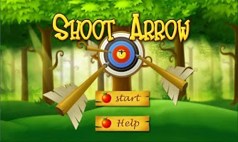Screenshot of Shoot Arrow
