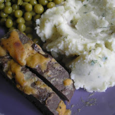 Kartoffelpuree Meerrettich (Mashed Potatoes With Horseradish Cre
