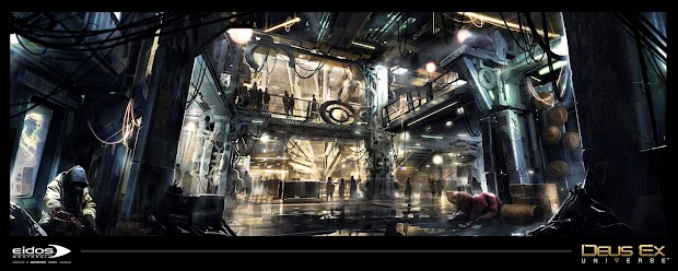 Deus Ex: Human Revolution Director's Cut dated, next-gen Deus Ex: Universe announced