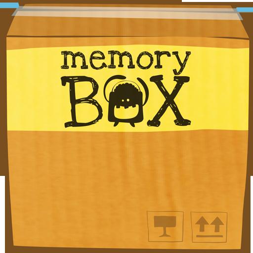 Memory Box LOGO-APP點子