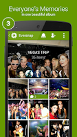 Screenshot of Eversnap Private Photo Album