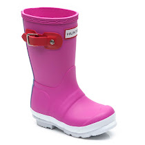 Hunter Original Contrast Wellie WELLIES