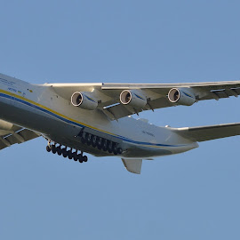 AN225 by Mark Buck - Transportation Airplanes