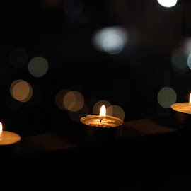 by Nandita Ramesh - Novices Only Objects & Still Life ( lights, candle, candid, night, bokeh )