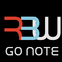 GO Note Widget RBW Theme icon