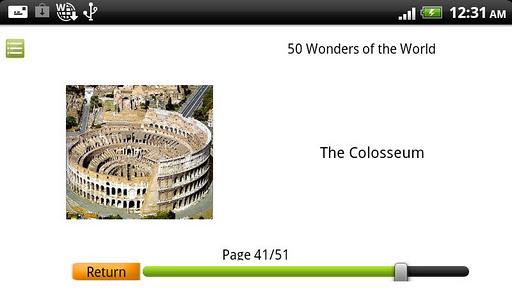 50 Wonders [Tablets]