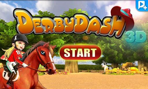 Derby Dash 3D