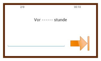 Screenshot of Learn German Conversation :EN