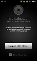 Screenshot of NRGPlayer Unlocker