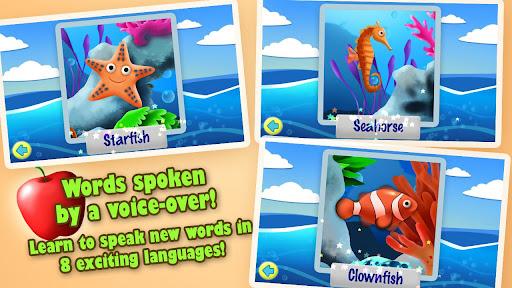 玩免費教育APP|下載儿童拼图123 - 海洋世界篇 app不用錢|硬是要APP