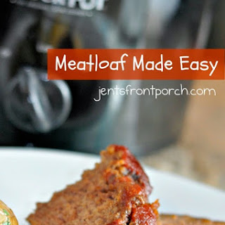 Meatloaf Made Easy