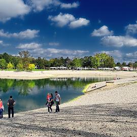 Bundek by Tihomir Beller - City,  Street & Park  City Parks ( park, croatia, bundek, zagreb, town, city )