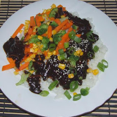 Sesame Pork Ribs