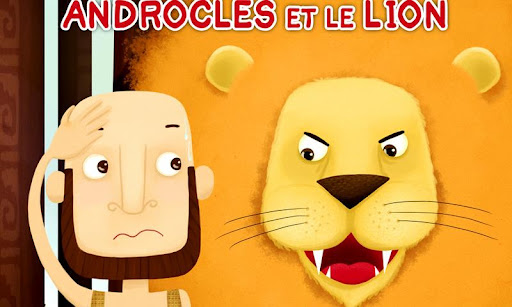 【免費書籍App】Androclès et le Lion-APP點子