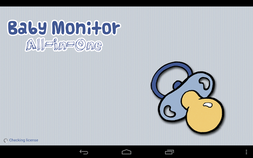 Baby Monitor All-In-One - screenshot