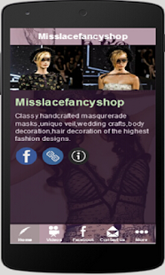 MissLaceFancyShop - screenshot