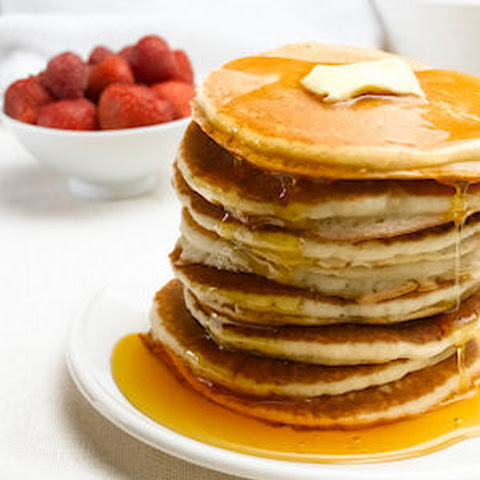 Savory Buttermilk Pancakes With Corn Recipes — Dishmaps