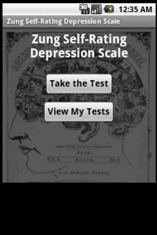 Zung Depression Scale