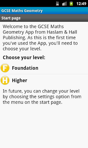 GCSE Maths Geometry