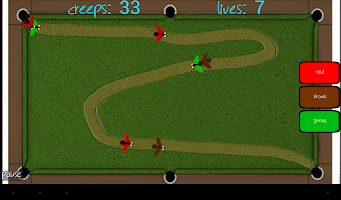Screenshot of FlyTouch