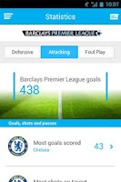 Screenshot of Barclays Football
